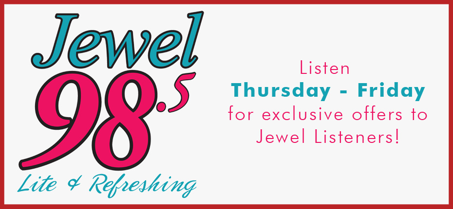 Jewel Exclusive Offer